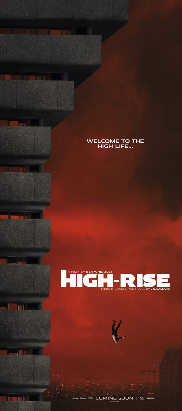 Hypnotic New High-Rise Trailer Finds Tom Hiddleston Consumed By Insanity