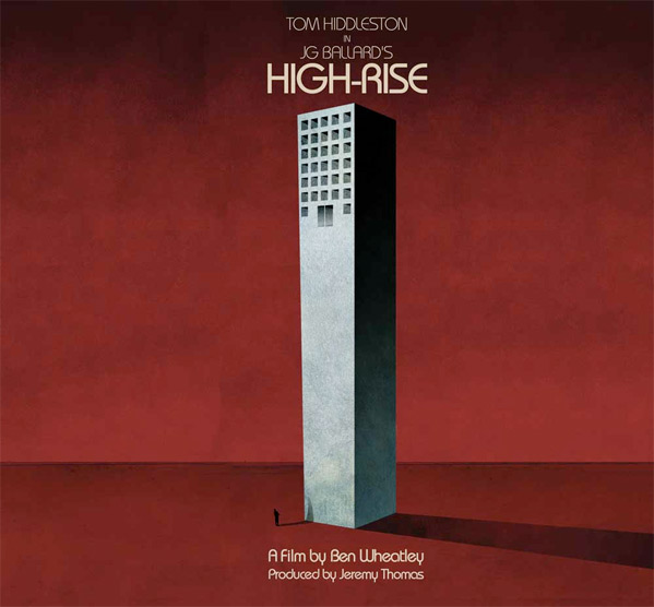 Early Teaser Poster For Ben Wheatley's High-Rise, Starring Tom Hiddleston