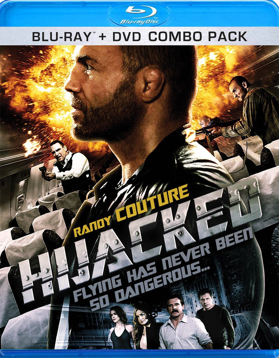 Hijacked Coming To Blu-Ray In July