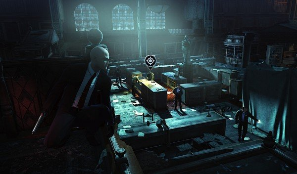 Storytelling With Hitman: Absolution