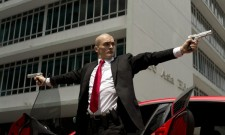 Rupert Friend Takes Aim In Hitman: Agent 47 Images