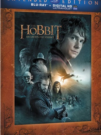 The Hobbit: An Unexpected Journey (Extended Edition) Blu-Ray Review