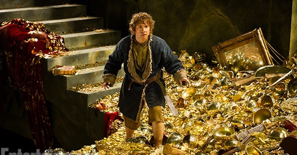 Hobbit110 612x321 The Hobbit: The Desolation Of Smaug Gallery