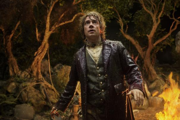 New Images And TV Spot For The Hobbit: An Unexpected Journey