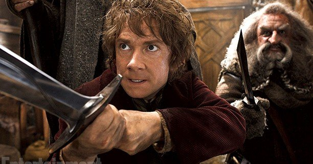 Hobbit82 612x321 The Hobbit: The Desolation Of Smaug Gallery