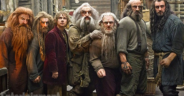 Hobbit93 612x321 The Hobbit: The Desolation Of Smaug Gallery