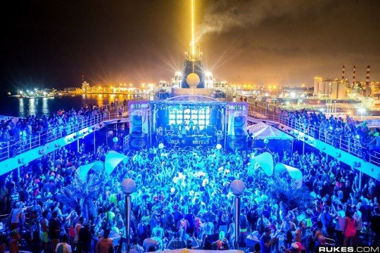 Holy Ship! Announces Dates For 2017 Sailings