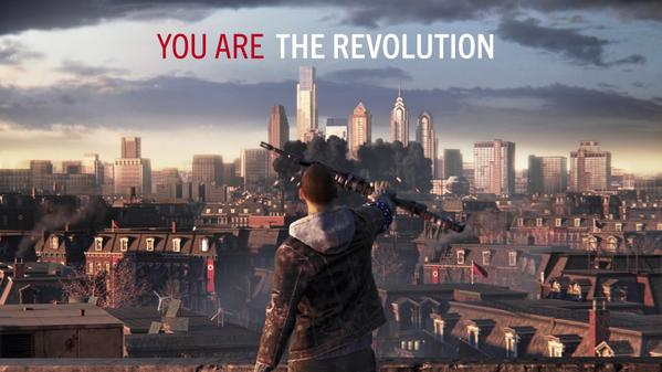 Retailer Slates Homefront: The Revolution For May Release