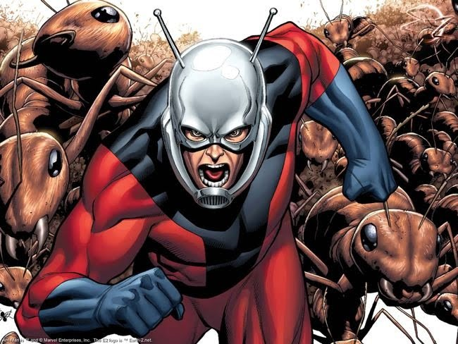Cryptic Image Hints That Edgar Wright's Ant Man May Be Coming Soon