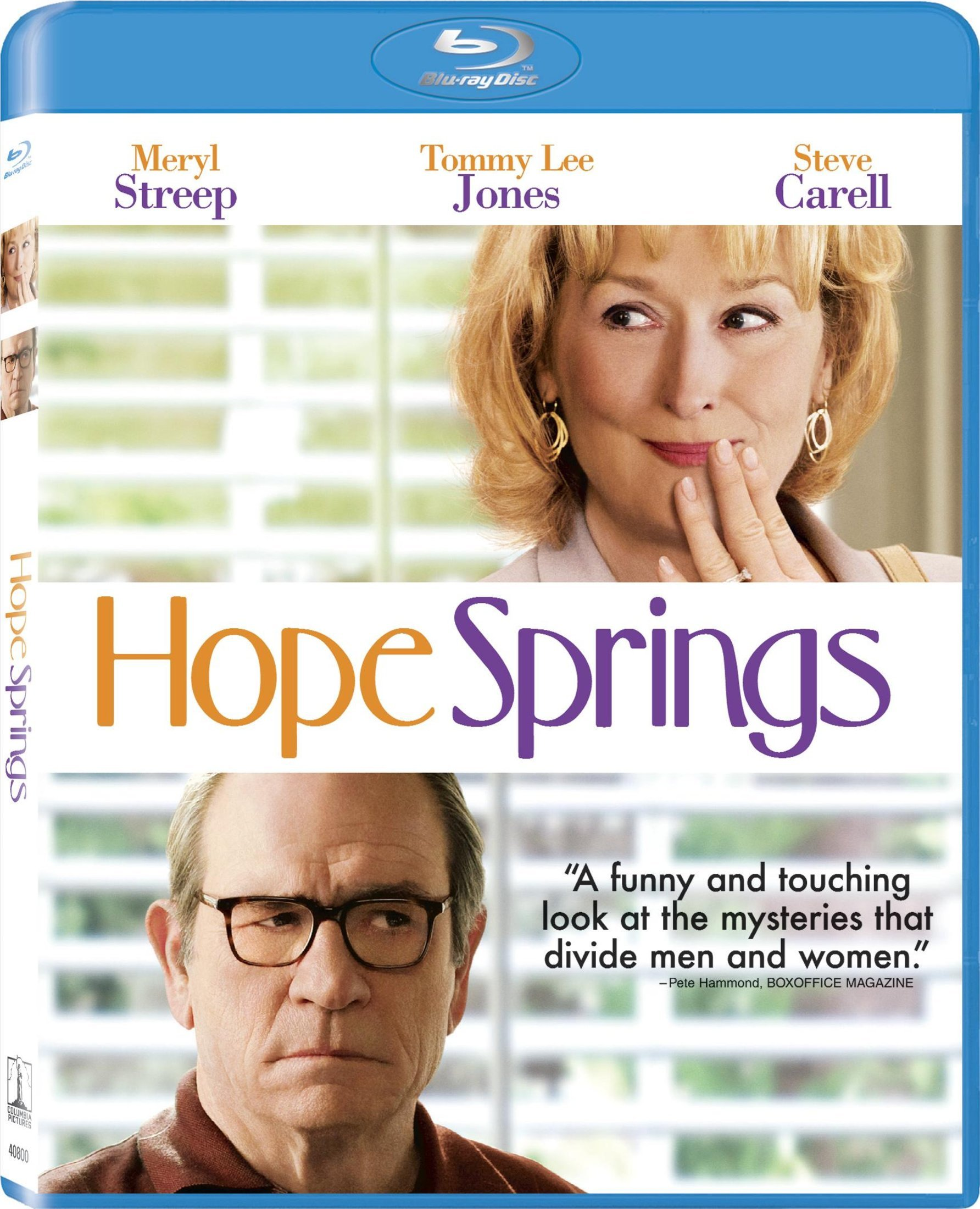 Hope Springs Blu-Ray Review