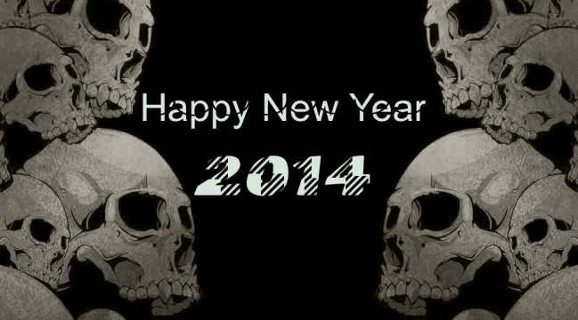 Nato And Remy's Last Stand: Our Horror-Themed New Year's Resolutions!