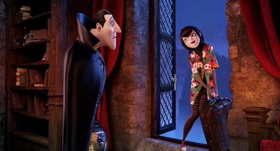 Hotel Transylvania 2 Fall Movie Preview Spectacular! Part 1   The Films of September