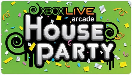 Release Dates and Prices for Xbox Live Arcade's House Party Promotion