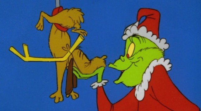 How the Grinch Stole Christmas e1360326005508 We Got This Covereds 25 Days Of Christmas