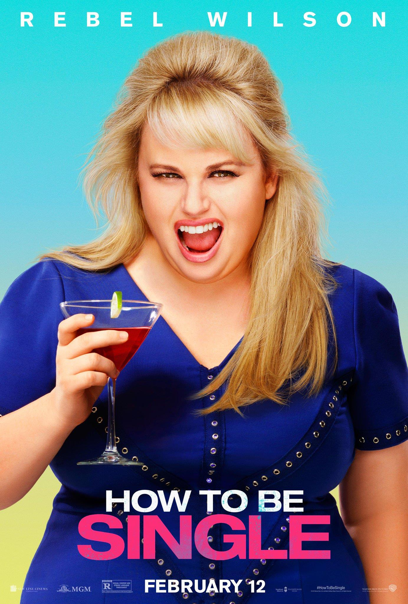 Character Posters For How To Be Single Spotlight Dakota Johnson, Rebel  Wilson And More Posters