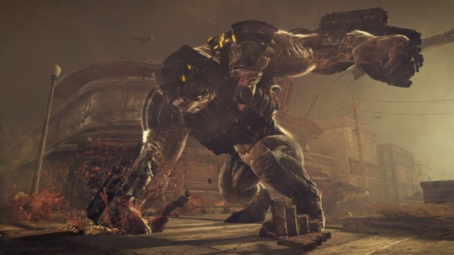 Appetizing Gallery Of New Resistance 3 Screenshots