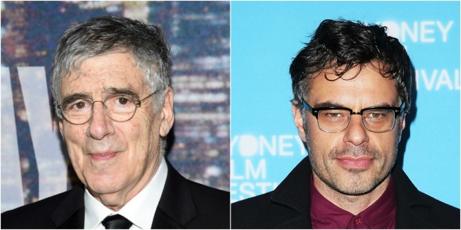 Father-Son Comedy Humor Me Casts Elliott Gould And Jemaine Clement