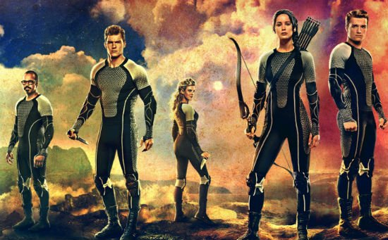 CONTEST: Win Free Tickets To The Hunger Games: Catching Fire