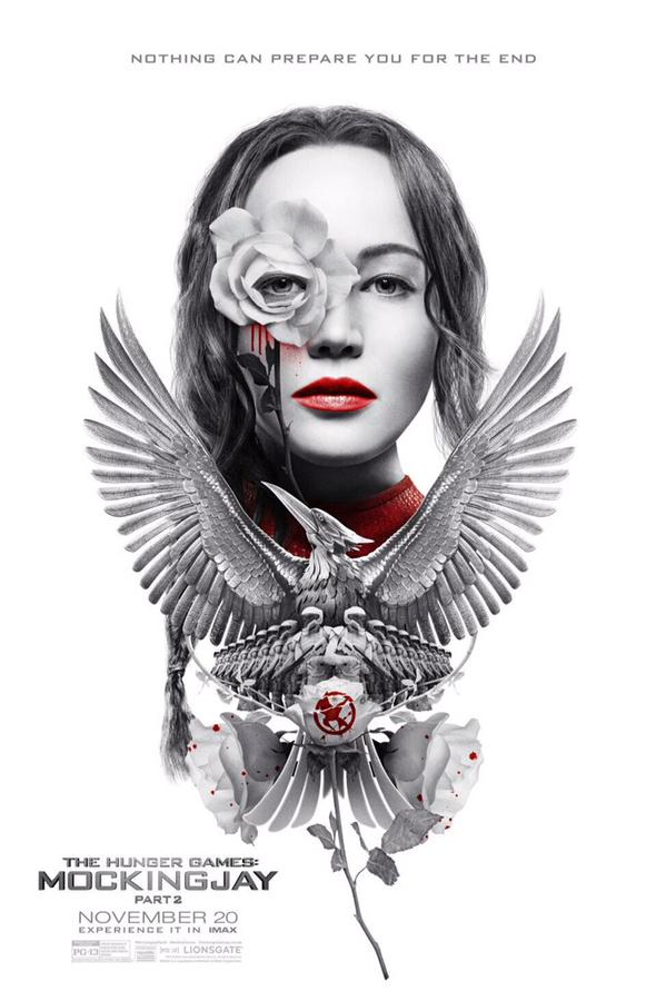 Stunning New IMAX Poster For The Hunger Games: Mockingjay - Part 2