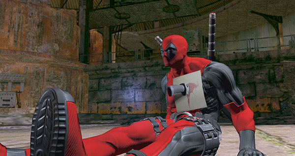 Hurts Deadpool Game Unveils New Screenshots