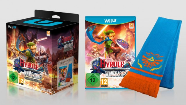 If You Want Link's Scarf, Buy This Hyrule Warriors Bundle