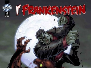 Stuart Beattie To Pen and Direct I, Frankenstein