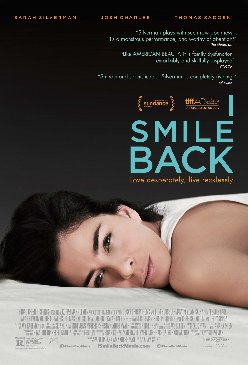 I Smile Back Review