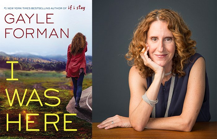 New Line Picks Up If I Stay Author's Latest YA Book, I Was Here