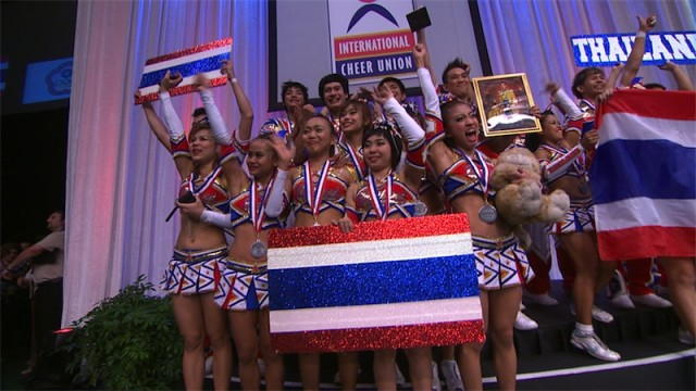 Exclusive Interview With Luke Cassady-Dorion On The Cheer Ambassadors