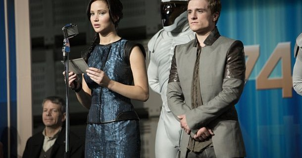 ID D16 06832 R21 610x321 The Hunger Games: Catching Fire Gallery