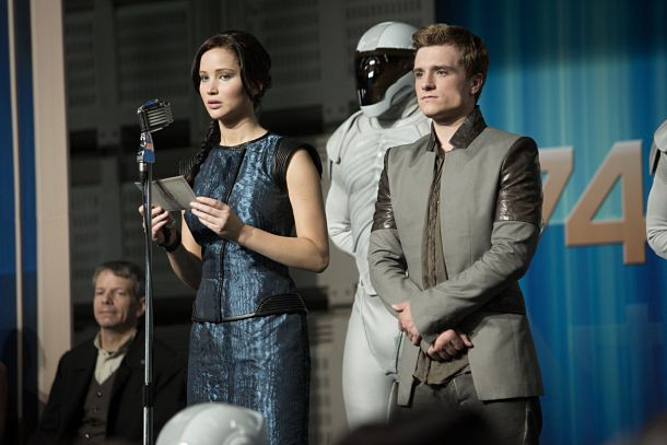 ID D16 06832 R21 The Hunger Games: Catching Fire Gallery