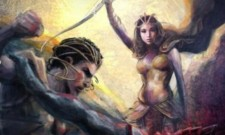Immortals Graphic Novel Art Gallery Opening