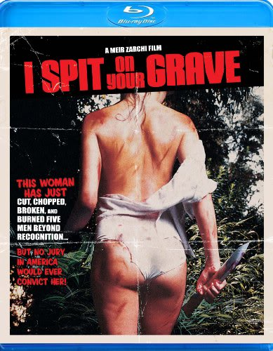 I Spit On Your Grave (1978) Blu-Ray Review