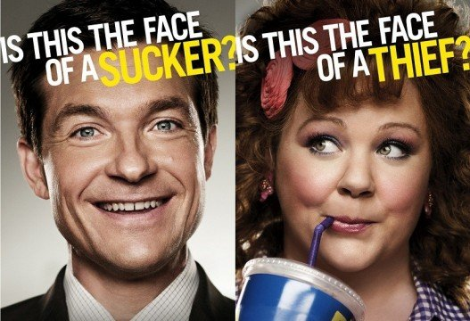 Press Conference Interview With Jason Bateman And Melissa McCarthy On Identity Thief