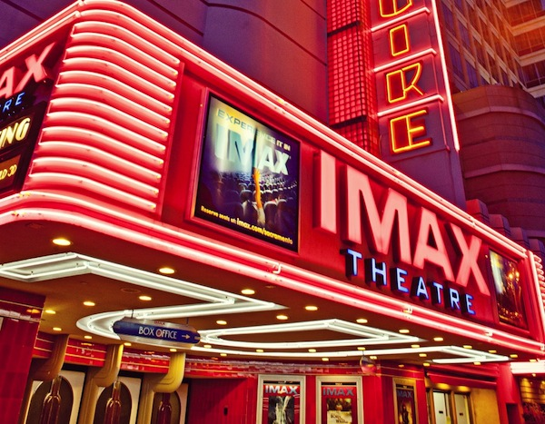 Imax exterior 1024x797 The Top Ten Films That Deserve The IMAX Treatment