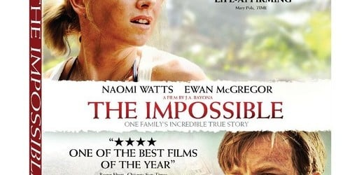 The Impossible Blu-Ray Review