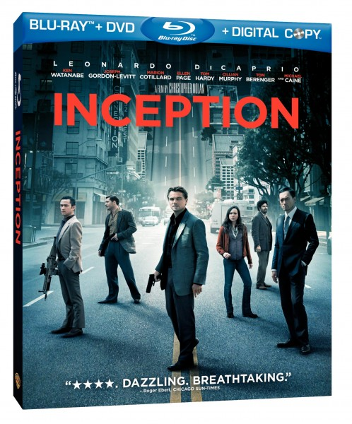 Inception 2010 BRrip Dual audio [Hindi+telugu] By Haun