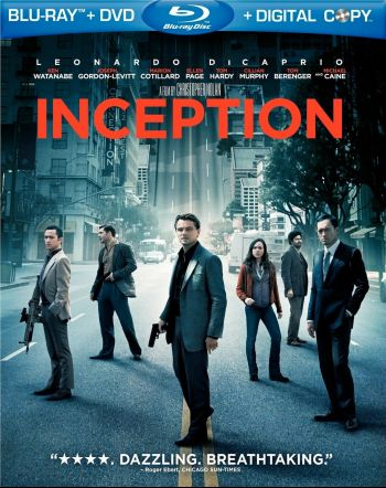 Inception Blu-Ray Review