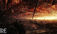 Chaos Rains From The Heavens In Explosive Independence Day: Resurgence Image