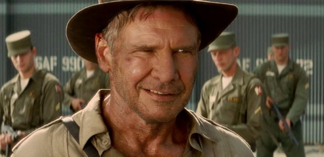 Indiana Jones 5 Given The Go-Ahead At Disney; Harrison Ford And Steven Spielberg To Return