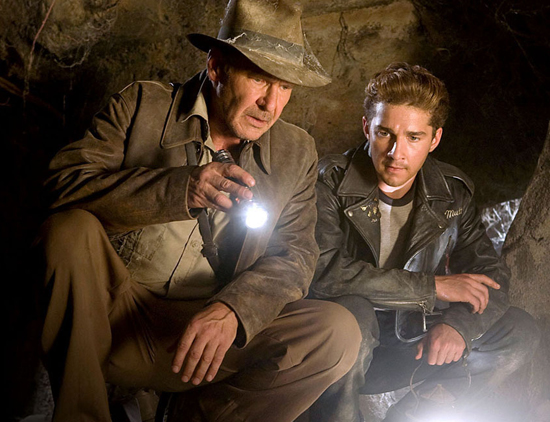 Steven Spielberg Opens The Refrigerator Door On Indiana Jones And The Kingdom Of The Crystal Skull