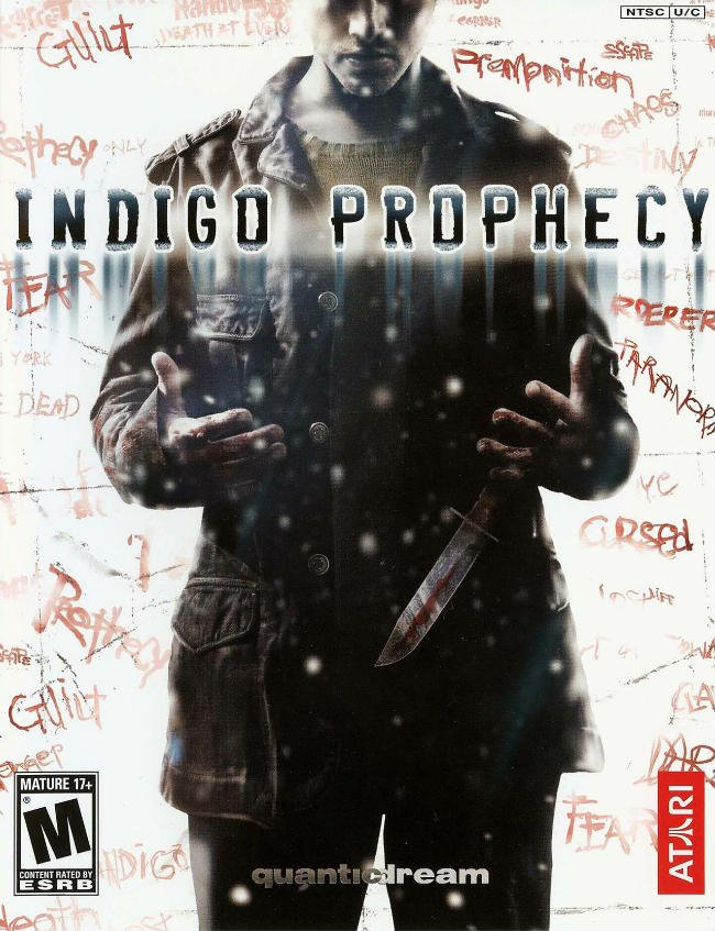 Quantic Dream's PS4 Exclusive May Be A Sequel To Indigo Prophecy