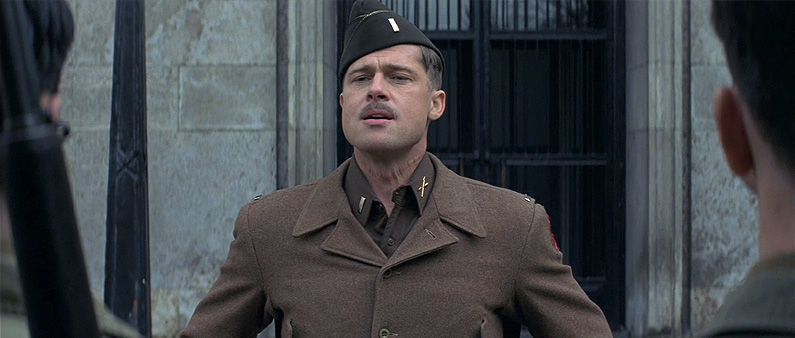 Inglourious Basterds 5 Things Brad Pitt Has Adopted That Have Made His Masculinity Incredibly Intimidating