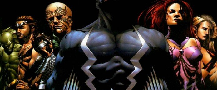 Avengers: Age of Ultron To Introduce The Inhumans