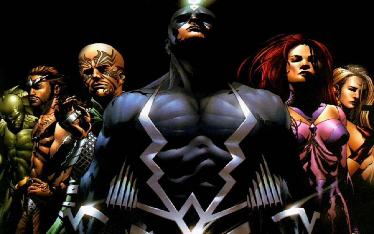 Inhumans Movie Still On At Marvel According To Kevin Feige