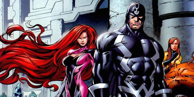 Premiere Date Revealed For Marvel's The Inhumans