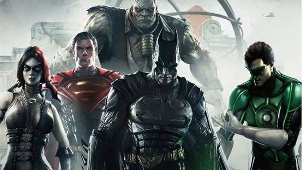 German Ratings Board Reveals Vita Version Of Injustice: Gods Among Us