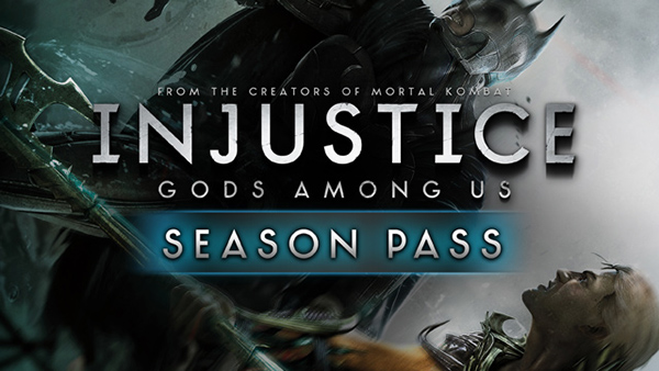 Injustice: Gods Among Us Season Pass  For Xbox 360 And PS3 Confirmed