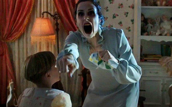 Insidious 2 trailer 579x360 Please Dont Scream, Youre So Beautiful: The 14 Best Horror Movies Of 2013