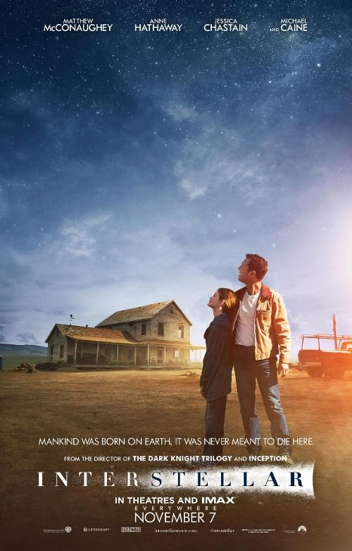 Interstellar's Interactive App Takes You To The Stars; New Posters Also Released